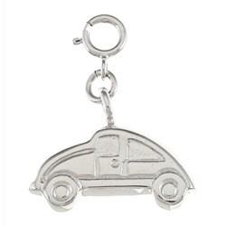 La Preciosa Sterling Silver Car Charm