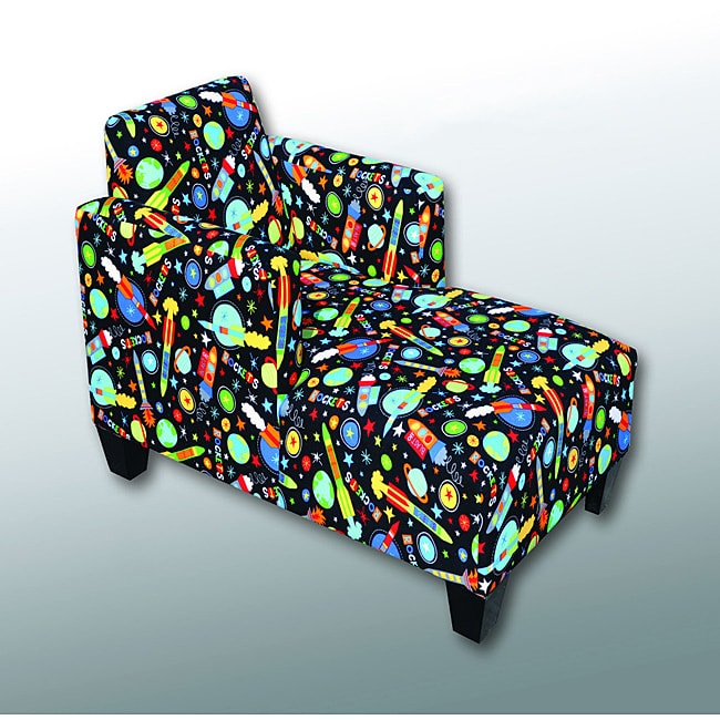Nathan Two-arm Square Chaise