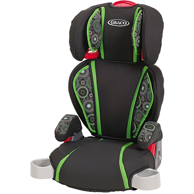 Graco HighBack TurboBooster Car Seat in Spitfire