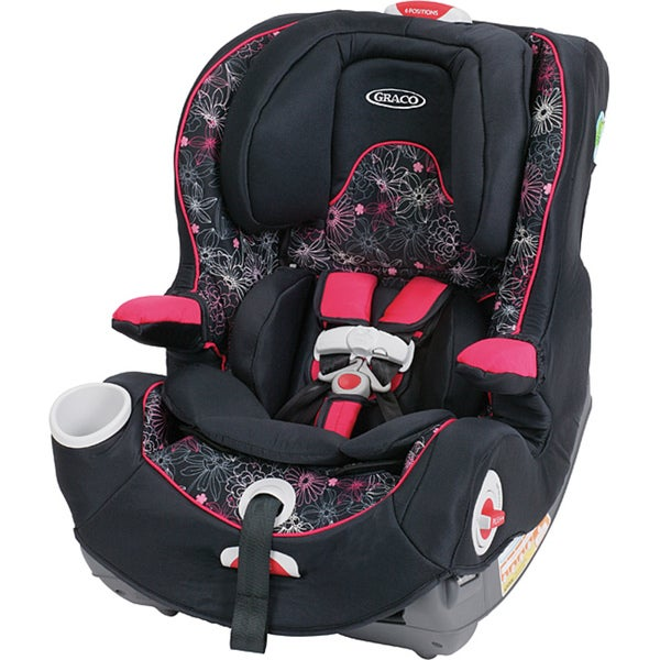 graco smart seat all in one car seat in jemma free shipping today 14150893. Black Bedroom Furniture Sets. Home Design Ideas