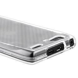 Clear Snap-on Crystal Case for Motorola Droid Razr Maxx XT916