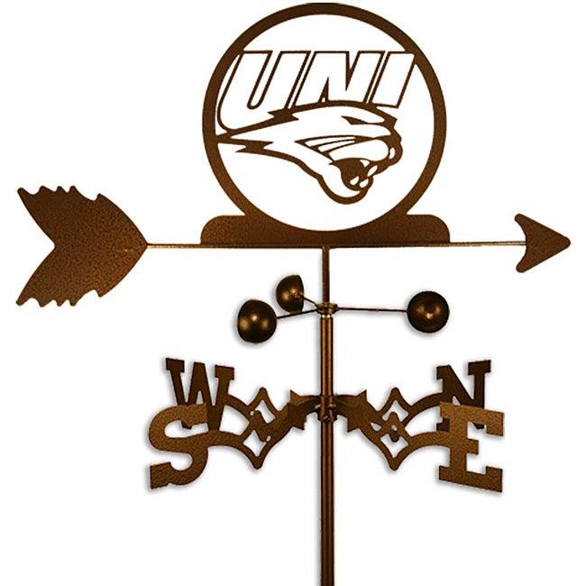 University of Norther Iowa (UNI) Panthers Weathervane