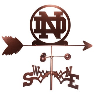 University of North Dakota Fighting Hawks Weathervane