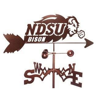 North Dakota State University (NDSU) Bison Weathervane
