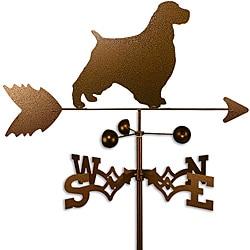 English Springer Spaniel Dog Weathervane