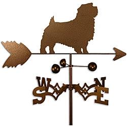 Norfolk Terrier Dog Weathervane