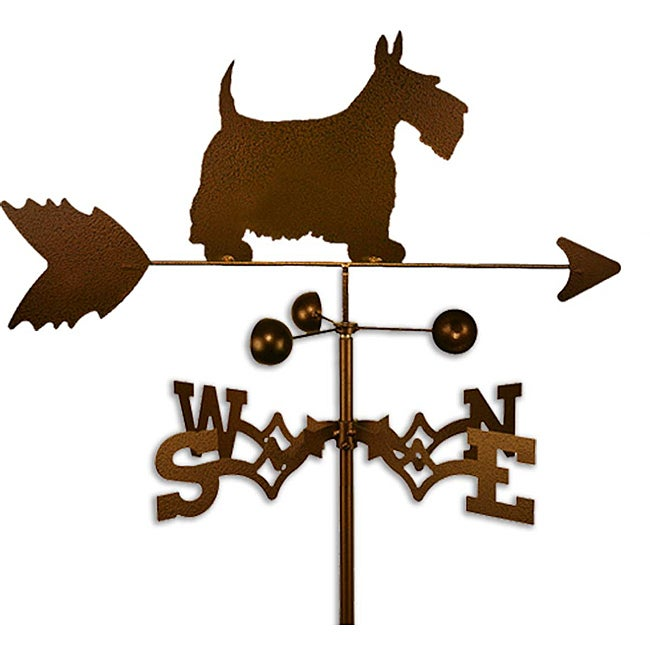 Hand Made Papillon Dog Weathervane *NEW*