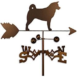 Akita Dog Weathervane