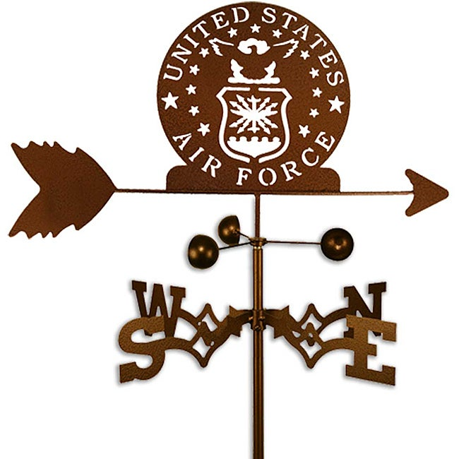 Handmade Armed Services US Air Force Academy Weathervane