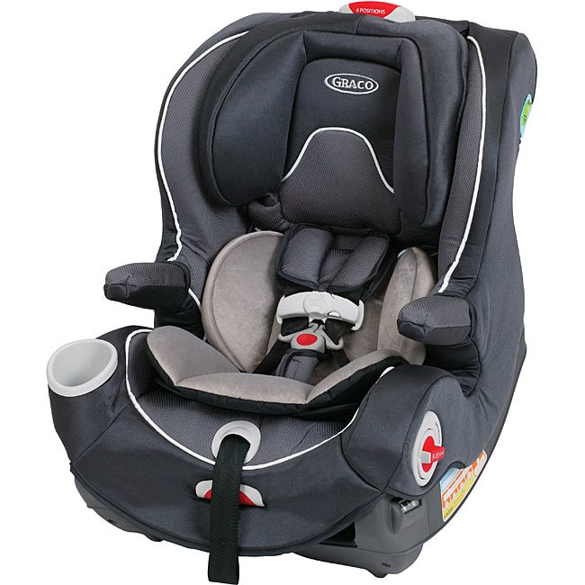 Graco Smart Seat All-in-One Car Seat in Rosen