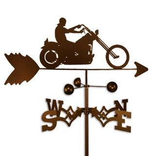 Handmade Easy Rider Motorcycle Weathervane