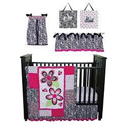 Trend Lab Zahara 7-piece Crib Bedding Set - Thumbnail 1