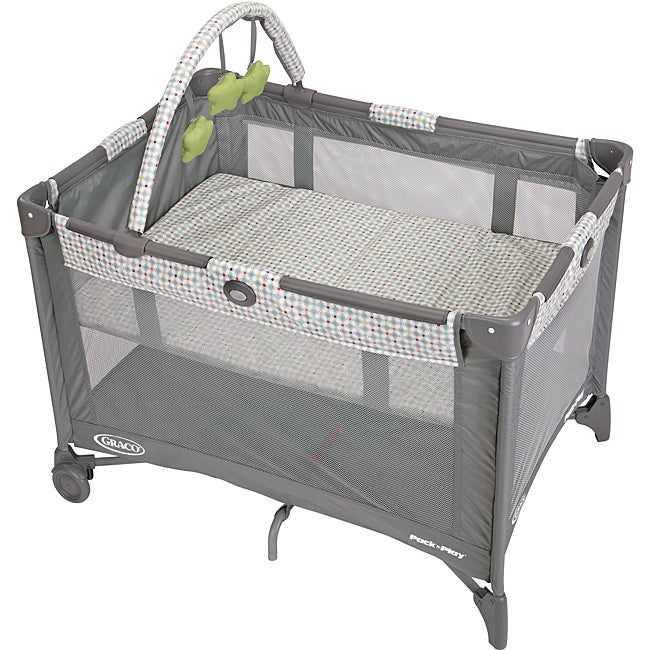 Graco Pack 'n Play Playard with Bassinet in Pasadena - Thumbnail 0
