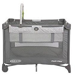 Graco Pack 'n Play Playard with Bassinet in Pasadena - Thumbnail 1