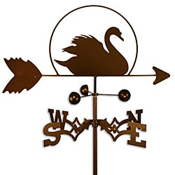 Handmade Swan Bird Weathervane