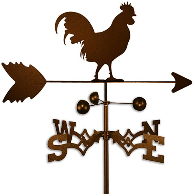 Handmade Cuckoo Rooster Weathervane - Thumbnail 0