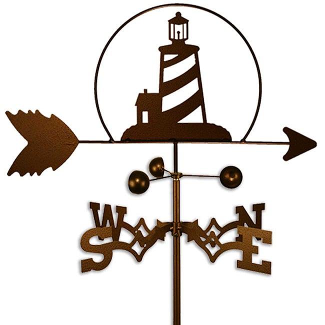 Handmade Nautical Lighthouse Weathervane