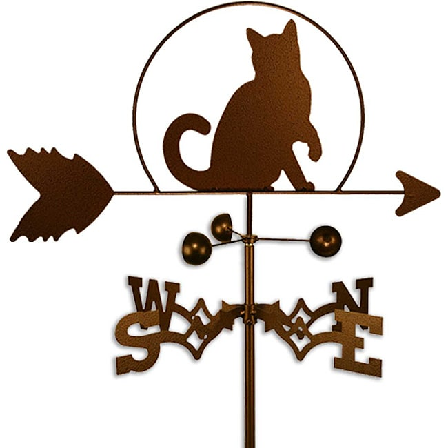 Handmade Cat Weathervane - Thumbnail 0