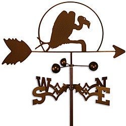 Handmade Buzzard Vulture Weathervane