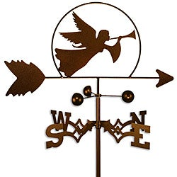 Handmade Angel Weathervane