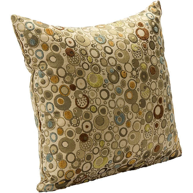 Marble Accent Pillow