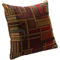Carson Carrington Verdalsora Transitional Accent Pillow - 16 x 16
