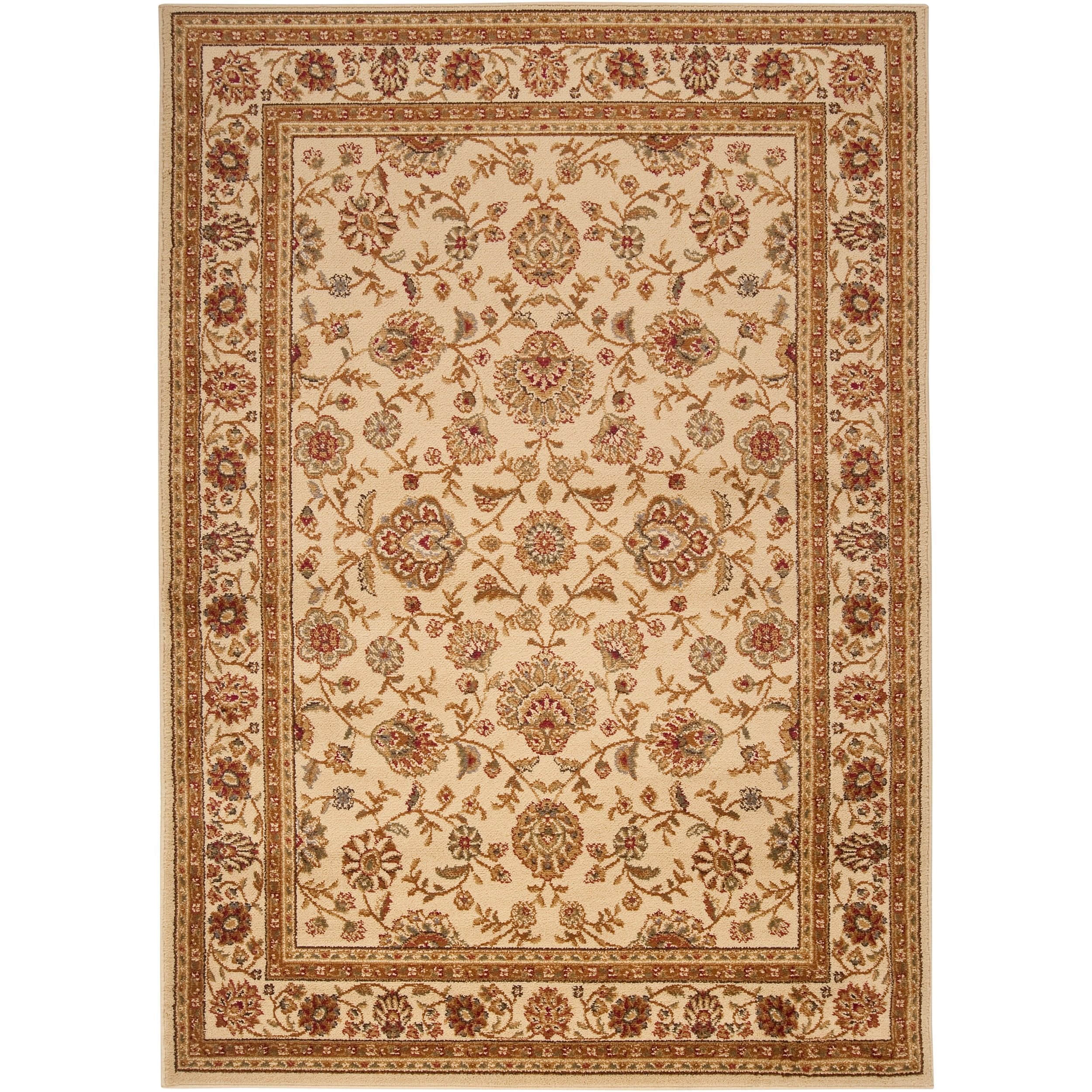 Woven White Helleno Olefin Rug (7u0026#39;10 x 10u0026#39;3) - Free Shipping Today - Overstock.com - 14151501