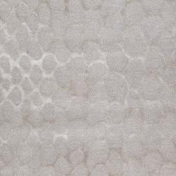 Hand-tufted Contemporary Grey Gephy New Zealand Wool Abstract Rug (8' x 11')