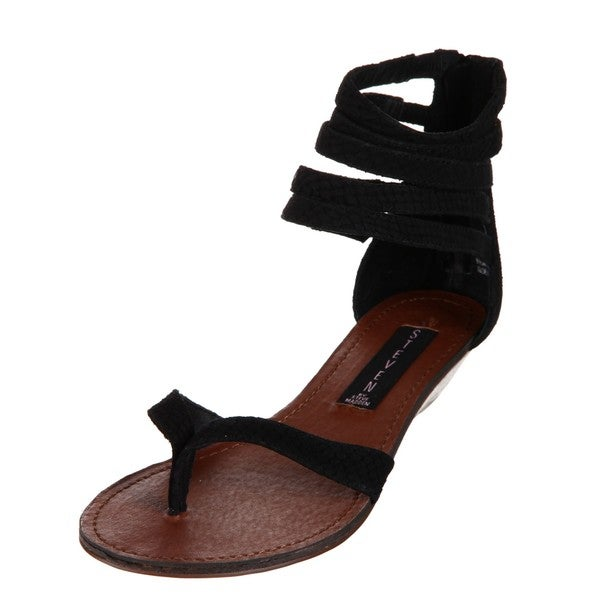 Steven by Steve Madden Women's 'Raptture' Leather Sandals