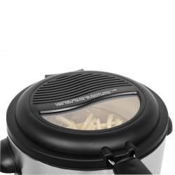 E-Ware Stainless Steel Electric 6-cup Deep Fryer - Thumbnail 2
