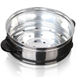 E-Ware 3-in-1 Non-Stick Adjustable Heat Multi-Cooker - Thumbnail 2
