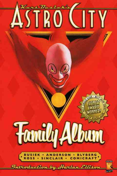 Astro City: Family Album (Paperback)