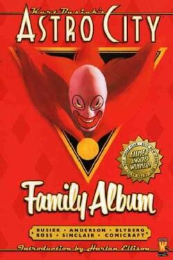 Astro City: Family Album (Paperback)