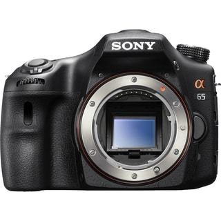 Sony SLTA65V 24.3 Megapixel Digital SLT Camera Body Only