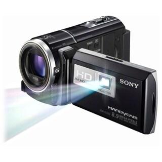 "Sony Handycam HDRPJ260V Digital Camcorder - 3"" - Touchscreen LCD - CM"