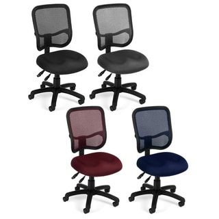 OFM Modern Mesh Ergonomic Task Chair