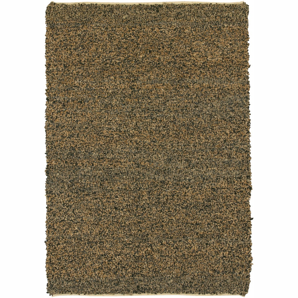 Artist's Loom Hand-woven Natural Eco-friendly Fiber Fiber Shag Rug (7'9 x 10'6)