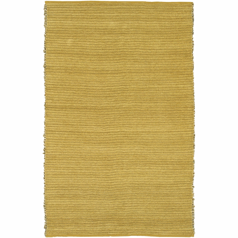 Artist's Loom Hand-woven Contemporary Geometric Natural Fiber Rug (7'9 x 10'6)