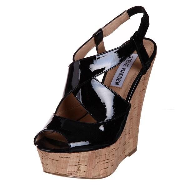 Steve Madden Women's 'Wheatley' Cork Heels