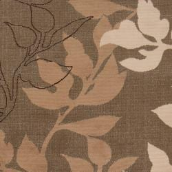 Woven Olive Hern Rug (7'9 x 11'2)