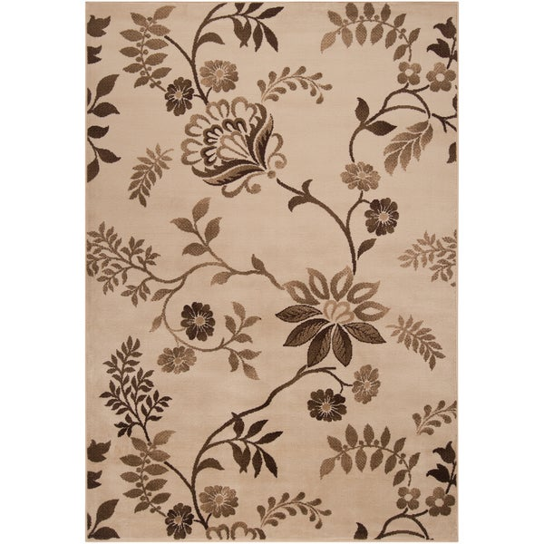 Woven Brown Paramount Rug (7'9 x 11'2)