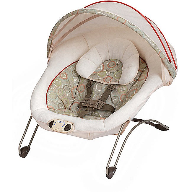 Graco Simple Snuggles Bouncer in Forecaster