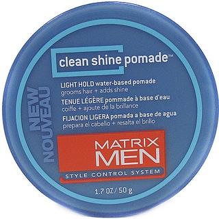 Matrix Men's 1.7-ounce Clean Shine Pomade