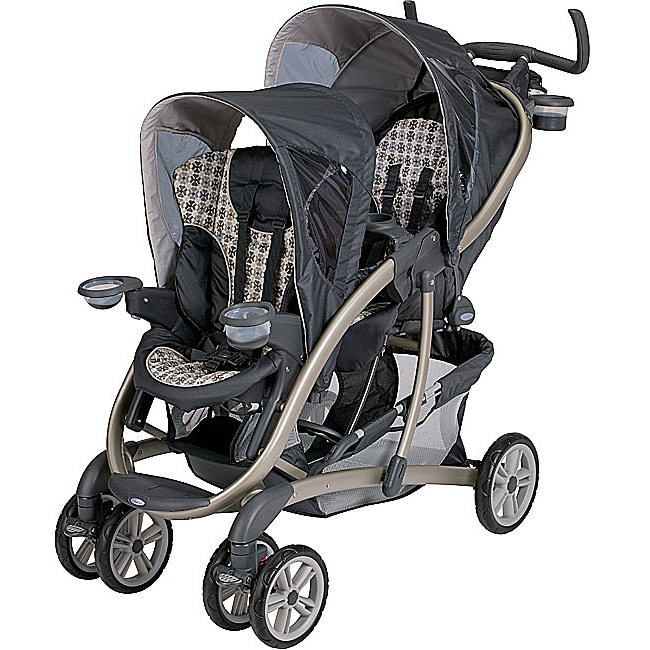 Graco Quattro Tour Duo Stroller in Vance - Thumbnail 0