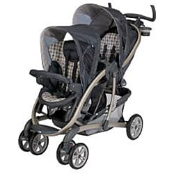 Graco Quattro Tour Duo Stroller in Vance - Thumbnail 1