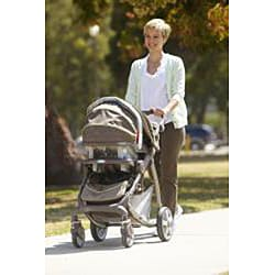 Graco Stylus LX Travel System in Winslet
