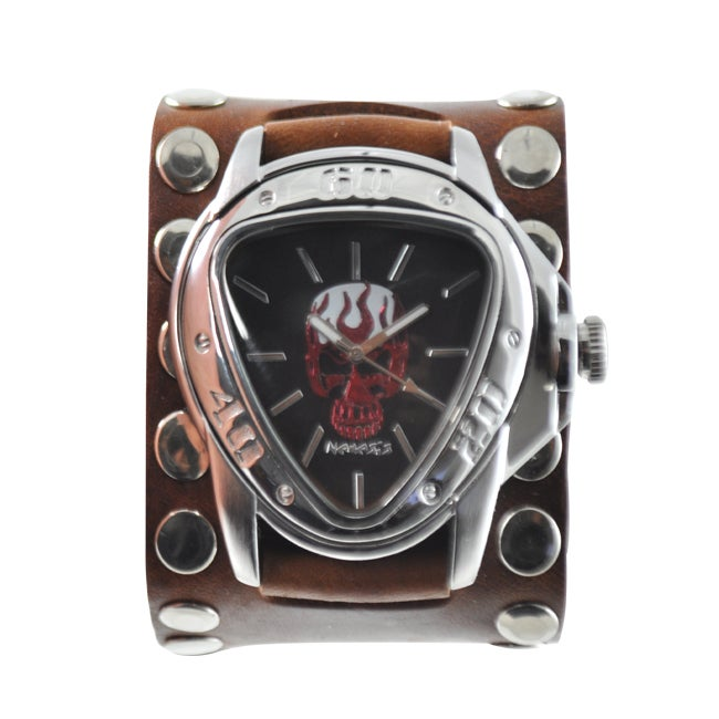 Nemesis Men's Triangle Punk Watch