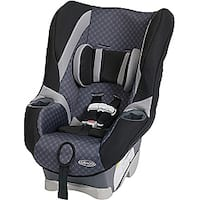 Graco My Ride 65 LX Convertible Car Seat in Coda - Black