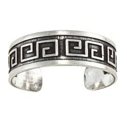 Sterling Silver Celtic Art Toe Ring