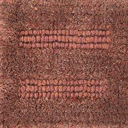 Artist's Loom Hand-woven Contemporary Geometric Natural Eco-friendly Jute Rug (5'x7'6) - Thumbnail 1
